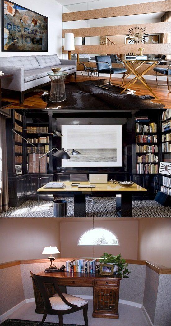 interior design projects designing a masculine home fice interior design 4