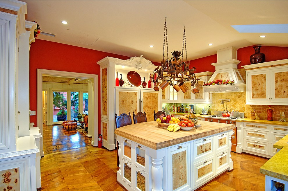 Affordable Ideas to Decorate a French Kitchen by Julian Sahagun