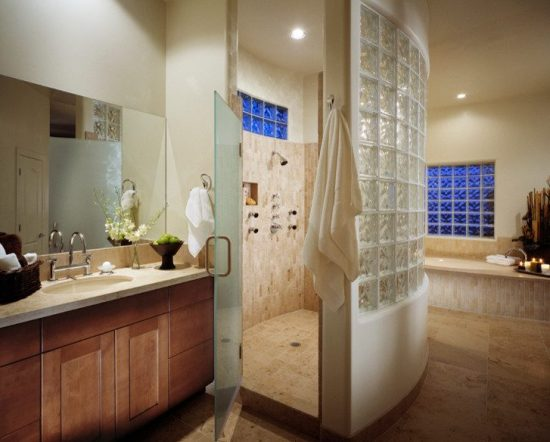 Create an Interior Spa Bathroom and Enjoy Your Time with the Tips of Claire Ownby