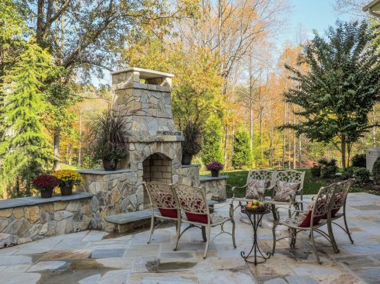 Enjoy the Beauty of Outdoor Living by Michael Nash Designs
