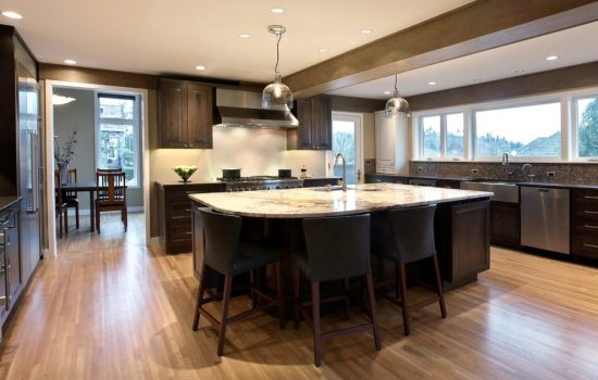 Innovative Kitchen materials for a Cozy Look by Marie Lail Blackburn