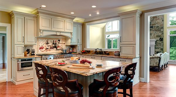 Interesting Family Kitchen Ideas Inspired from the Projects of Nancy Jacobson