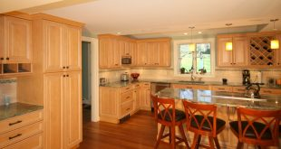 Simple Ideas to Update Your Old Kitchen Cabinets by Mary Porzelt