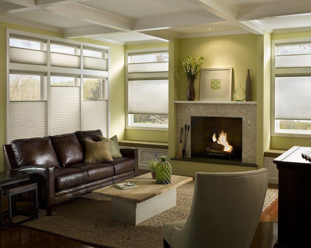 Smart Types of Energy Efficient Window Shades by Lisa Scheff Designs