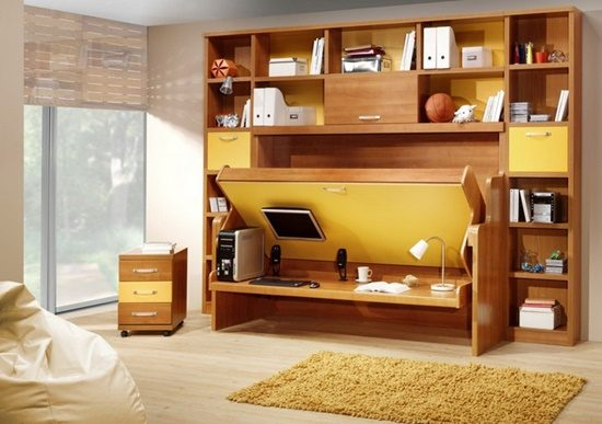 Some useful ideas for small spaces by using Furniture Solutions