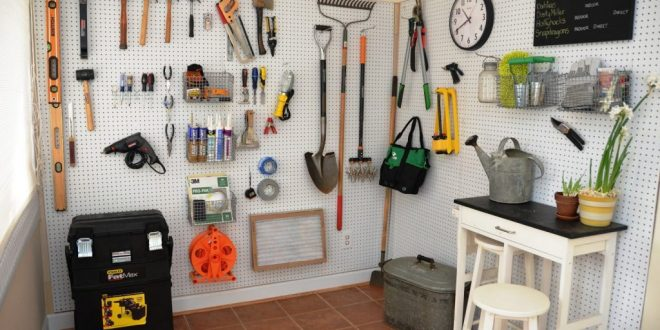 6 Fabulous Ideas for Using The Much Practical Yet Underrated Pegboards
