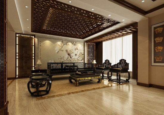Have you ever thought about Oriental Furniture Design for your home?