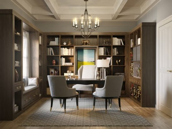 how to decorate your home office | my web value