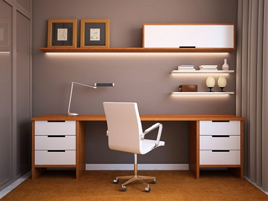 Decorate A Home Office | How To Decorate Your Home Office