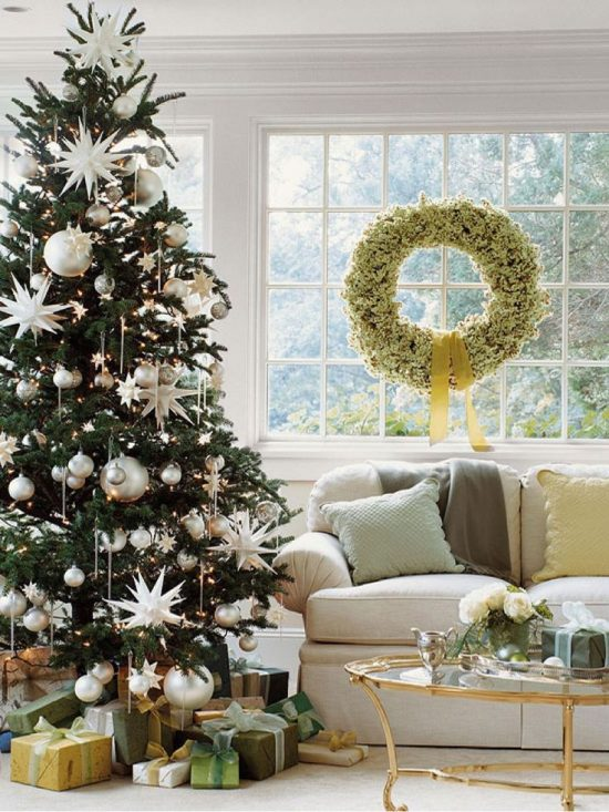 Christmas ornaments; give your home festive charm and wow factor this year