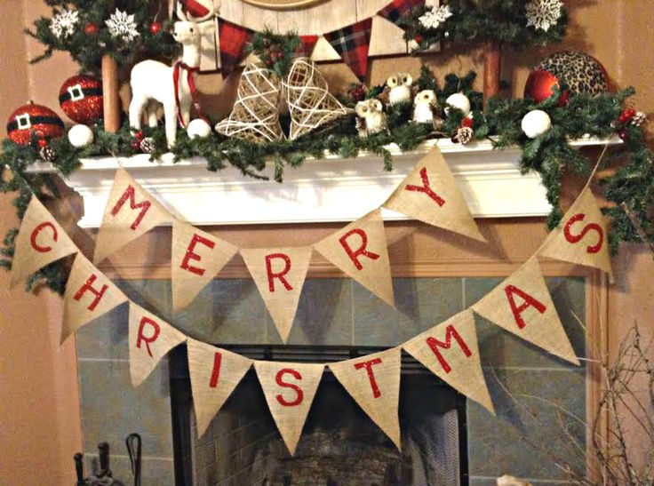 garage sale table ideas - Give your office a festive charm with Christmas