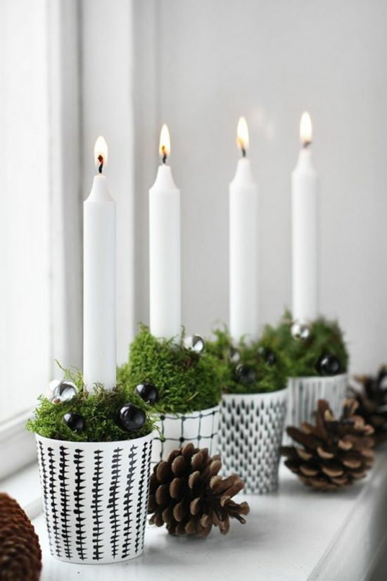 Give your office a festive charm with Christmas decorations