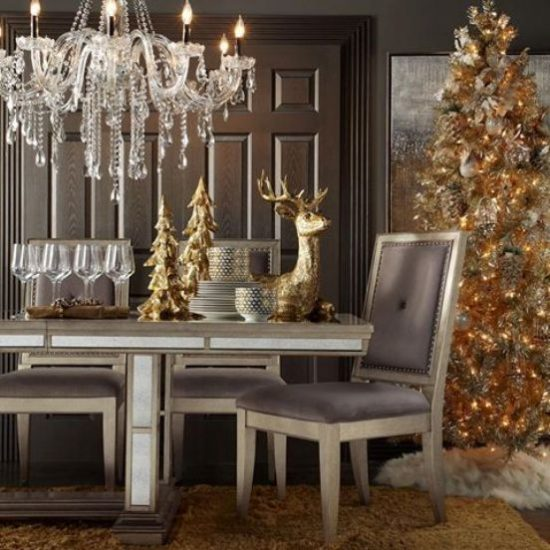 This Year's Modern Christmas Ideas for Every Home Decoration