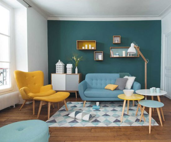 & Mid-Century Modern Paint u2013 How These 5 Colors Can Change Your Life