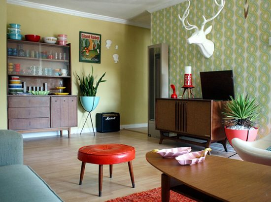 Mid-Century Modern Paint – How These 5 Colors Can Change Your Life