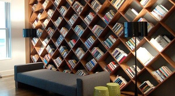 Bookcases Designs - Impressive Tips and Designing Ideas for Amazing ...