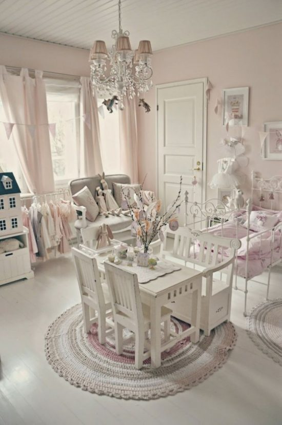 Shabby Chick Design – Creative and Simple Shabby Chick Design Ideas