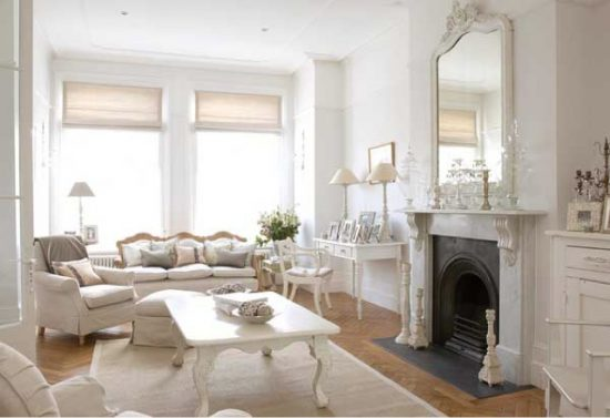 White Rooms – Styling White Rooms Trends for 2017
