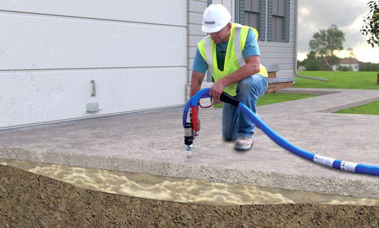 concrete lifting services